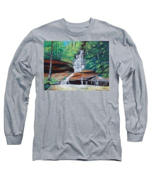 Empress Falls Australia Long Sleeve T-Shirt