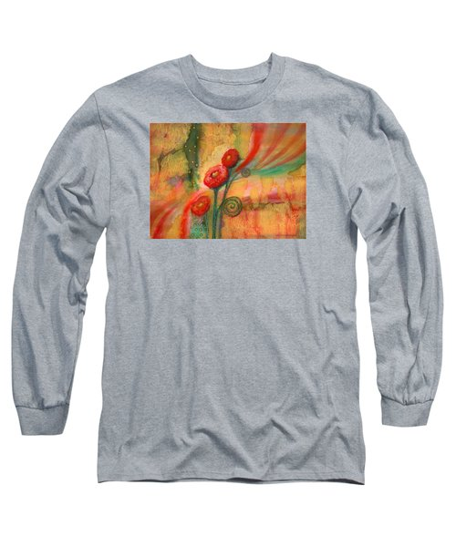 Enchantment Long Sleeve T-Shirt by Lynda Hoffman-Snodgrass