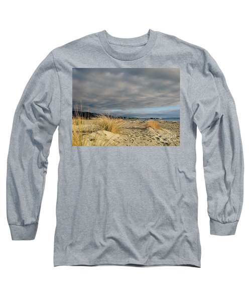 Enclosed In Between Long Sleeve T-Shirt