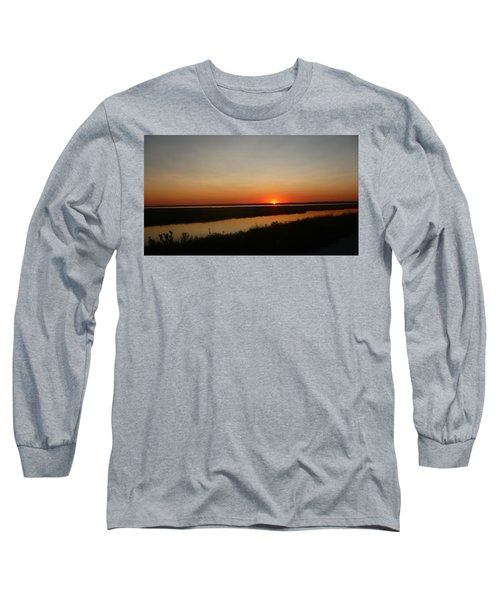 Ending Of A Day Long Sleeve T-Shirt