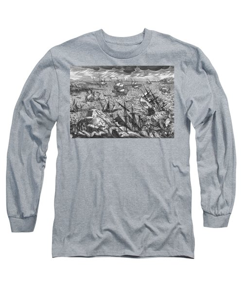 England S Great Storm Long Sleeve T-Shirt