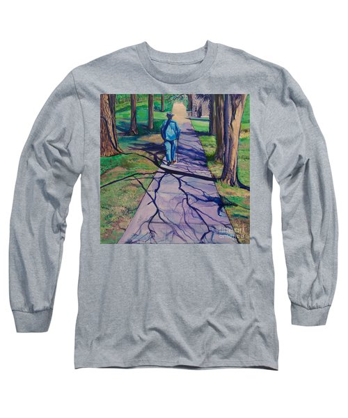 Entanglement On Highway 98' Long Sleeve T-Shirt