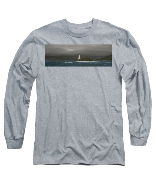 Entrance To Macquarie Harbour - Tasmania Long Sleeve T-Shirt by Tim Mullaney