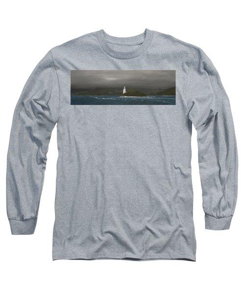 Entrance To Macquarie Harbour - Tasmania Long Sleeve T-Shirt