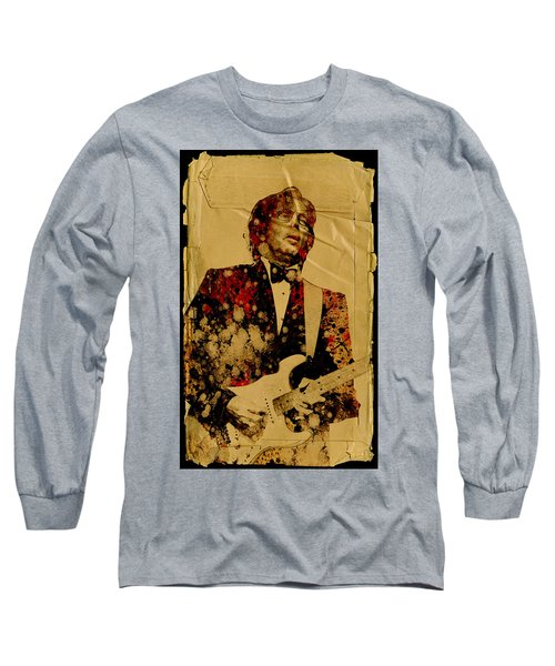 Eric Clapton 2 Long Sleeve T-Shirt