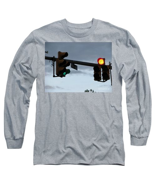 Long Sleeve T-Shirt featuring the photograph Erie Road  by Michael Krek