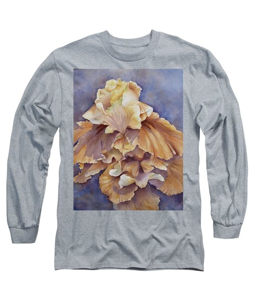 Eruption II--flower Of Rebirth Long Sleeve T-Shirt