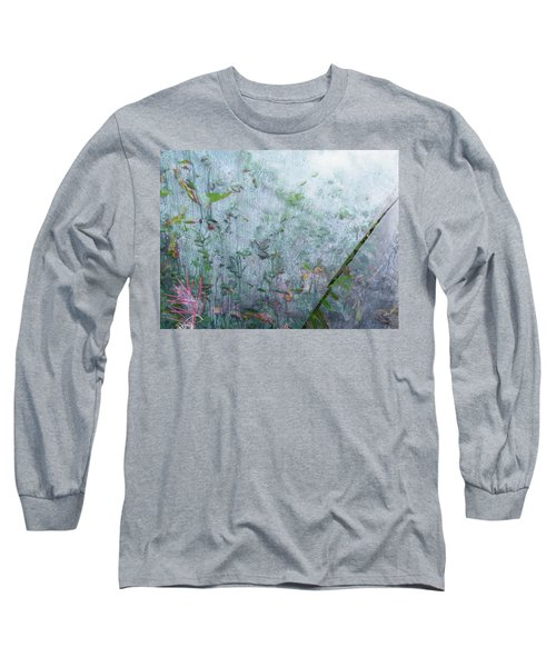 Escape Long Sleeve T-Shirt by Brian Boyle