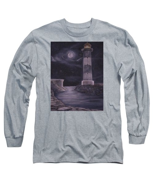 Evening At Point Lookout Long Sleeve T-Shirt
