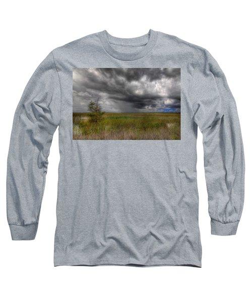 Everglades Storm Long Sleeve T-Shirt