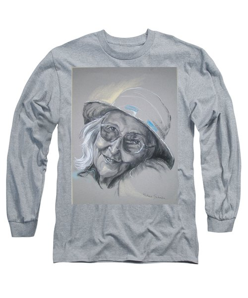 Everybodys Grandma Long Sleeve T-Shirt by Peter Suhocke