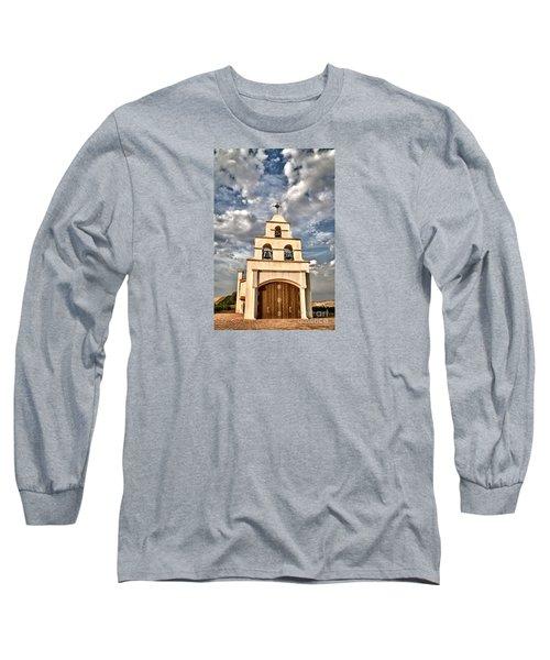 Exaltation Long Sleeve T-Shirt by Alice Cahill