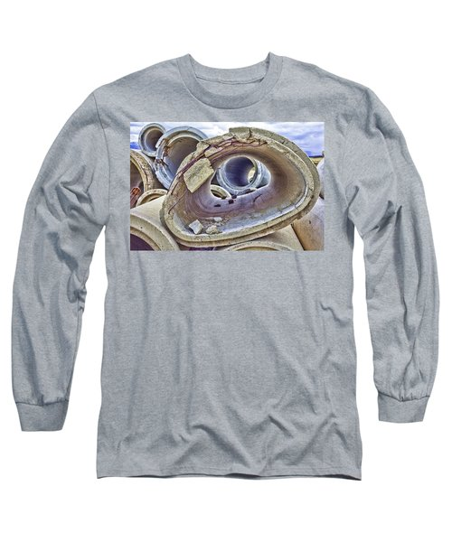 Eye Of The Saur 2 Long Sleeve T-Shirt