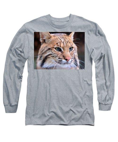 Eyes Of A Lynx Long Sleeve T-Shirt