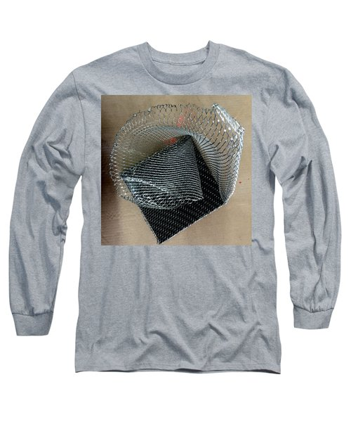 Fabric Of The Universe Long Sleeve T-Shirt