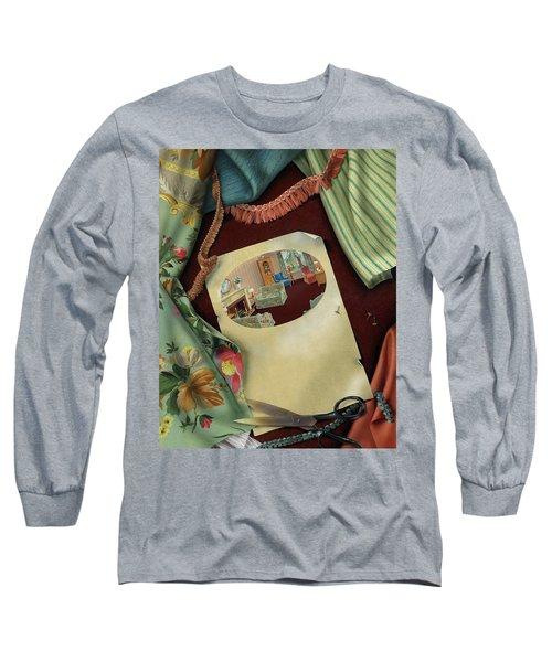 Fabrics And Trimmings Long Sleeve T-Shirt