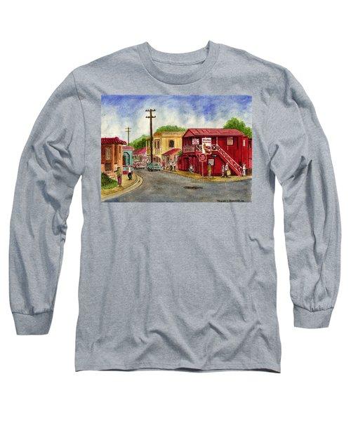 Fajardo Puerto Rico Long Sleeve T-Shirt