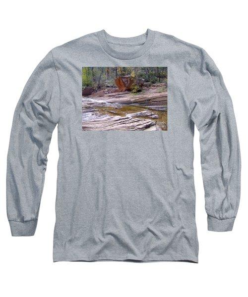 Fall Color 6419 Long Sleeve T-Shirt by En-Chuen Soo