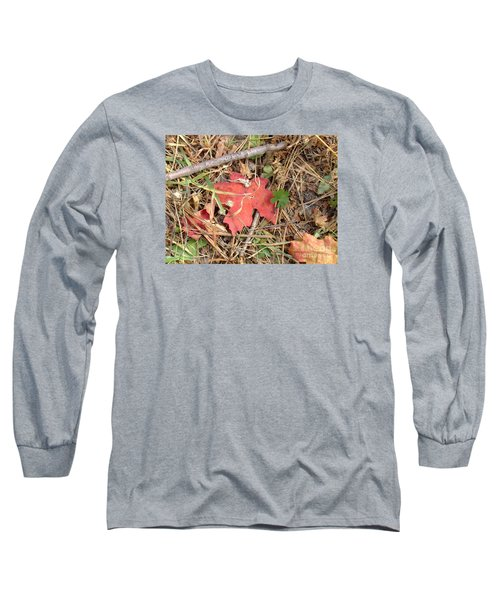 Fall Colors 6307 Long Sleeve T-Shirt by En-Chuen Soo