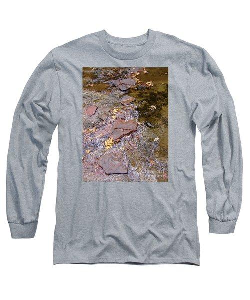 Fall Colors 6443 Long Sleeve T-Shirt by En-Chuen Soo
