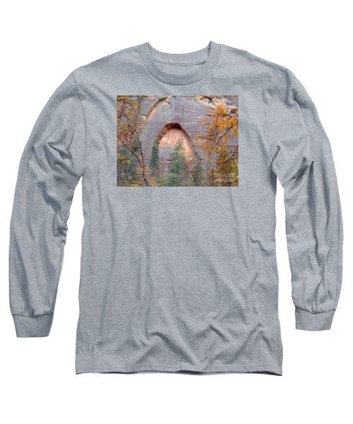 Fall Colors 6482 Long Sleeve T-Shirt by En-Chuen Soo