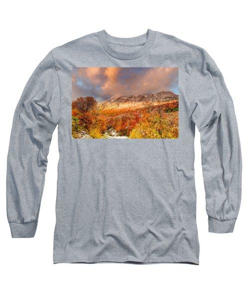 Fall On Display Long Sleeve T-Shirt