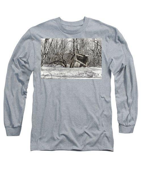 Falling In Long Sleeve T-Shirt