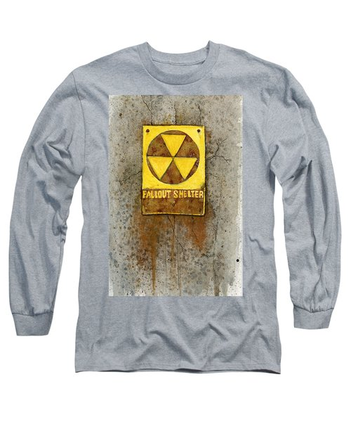 Fallout Shelter #1 Long Sleeve T-Shirt