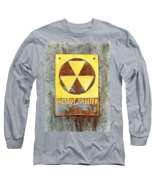Fallout Shelter #2 Long Sleeve T-Shirt