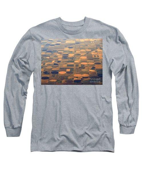 Farming In The Sky 2 Long Sleeve T-Shirt