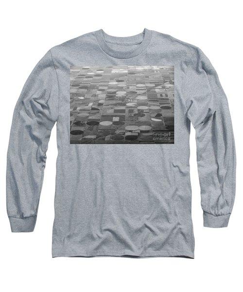 Farming In The Sky Long Sleeve T-Shirt