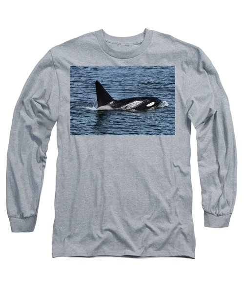 Fat Fin Aka Ca171b Long Sleeve T-Shirt