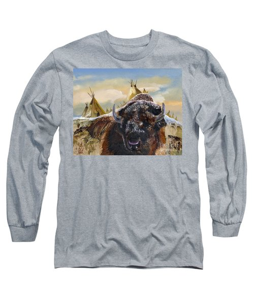 Feed The Fire Long Sleeve T-Shirt