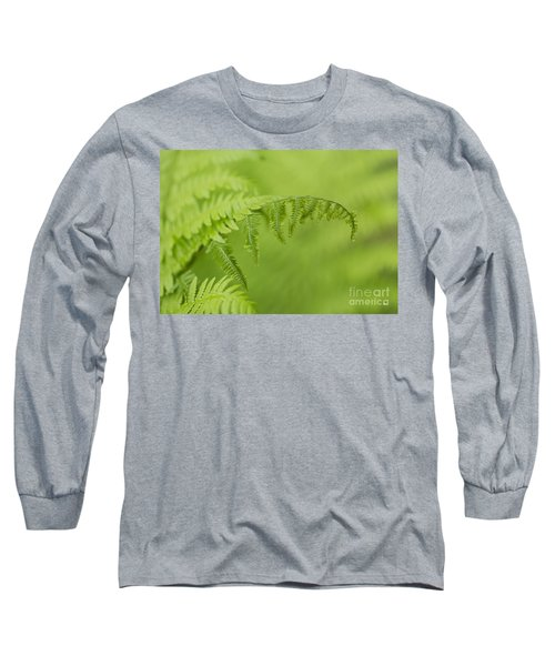 Long Sleeve T-Shirt featuring the photograph Fern by Alana Ranney