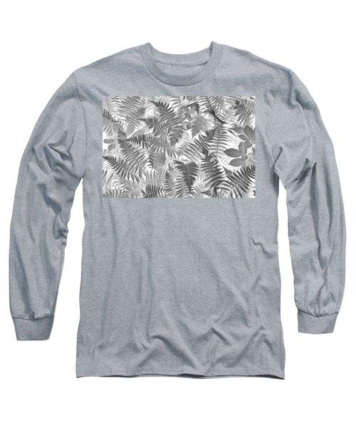 Fiddlehead Ferns Long Sleeve T-Shirt