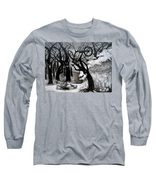 Finally Got You One Carl Long Sleeve T-Shirt