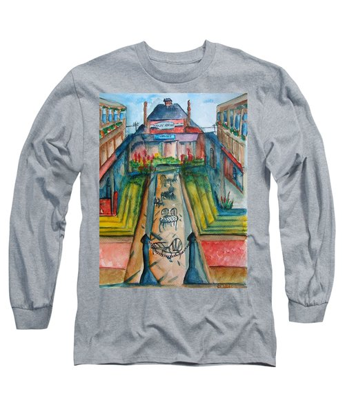 Findlay Market Long Sleeve T-Shirt