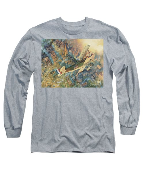 First Over The Front Long Sleeve T-Shirt