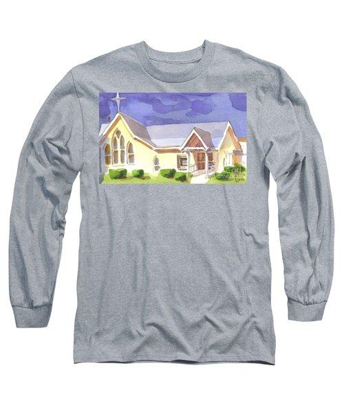 First Presbyterian Church II Ironton Missouri Long Sleeve T-Shirt