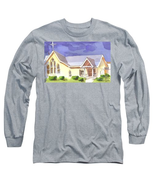 First Presbyterian Church II Ironton Missouri Long Sleeve T-Shirt