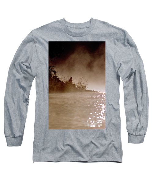 Fisher In The Mist Long Sleeve T-Shirt