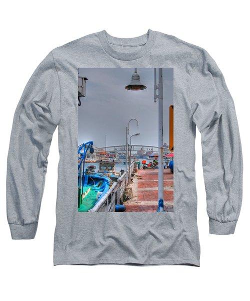 Fisherman's Wharf Taiwan Long Sleeve T-Shirt