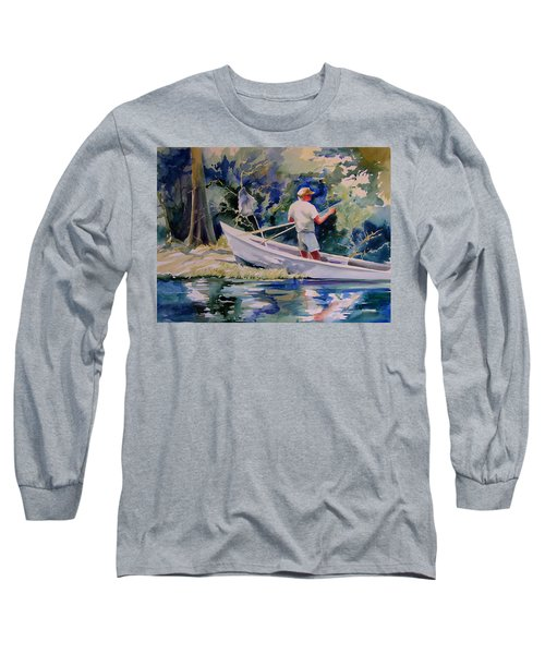 Fishing Spruce Creek Long Sleeve T-Shirt