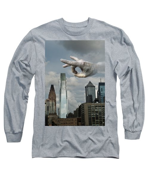 Flicking Philly Long Sleeve T-Shirt