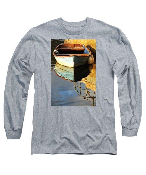 Floating On Blue 4 Long Sleeve T-Shirt