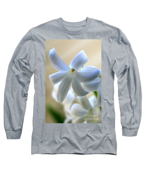 Floral Peace No.2 Long Sleeve T-Shirt