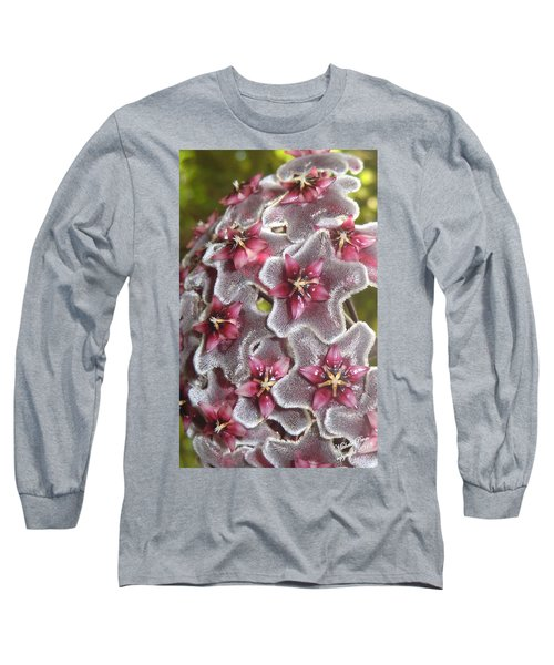 Floral Presence - Signed Long Sleeve T-Shirt