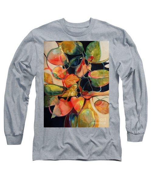 Flower Vase No. 5 Long Sleeve T-Shirt