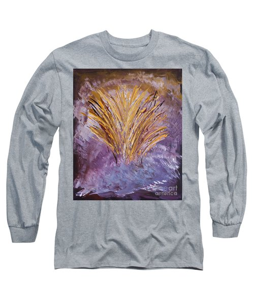 Flowering Nebula Long Sleeve T-Shirt
