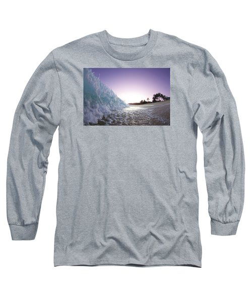 Foam Wall Long Sleeve T-Shirt